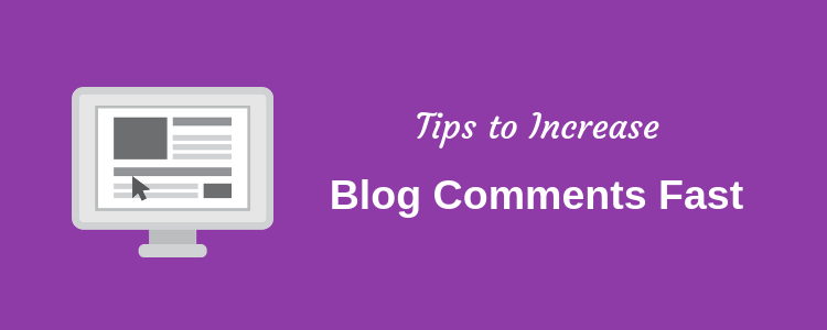 increase blog comments fast