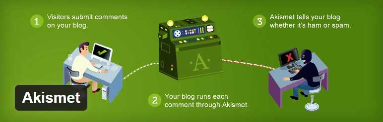 Akismet-essential-WordPress-Plugins