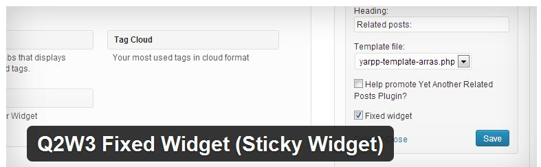 Q2W3-Fixed-Widget-Sticky-Widget-plugin