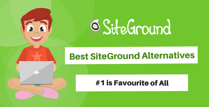 best siteground alternatives list