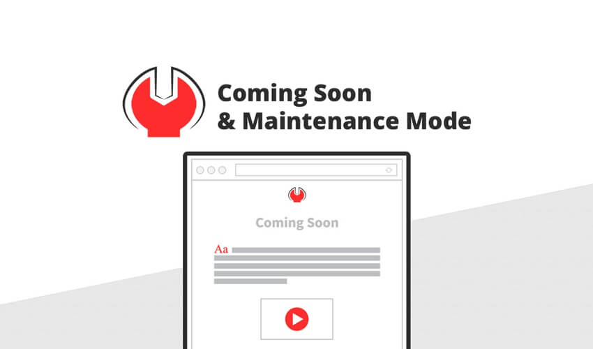 coming soon and maintenance mode appsumo deal