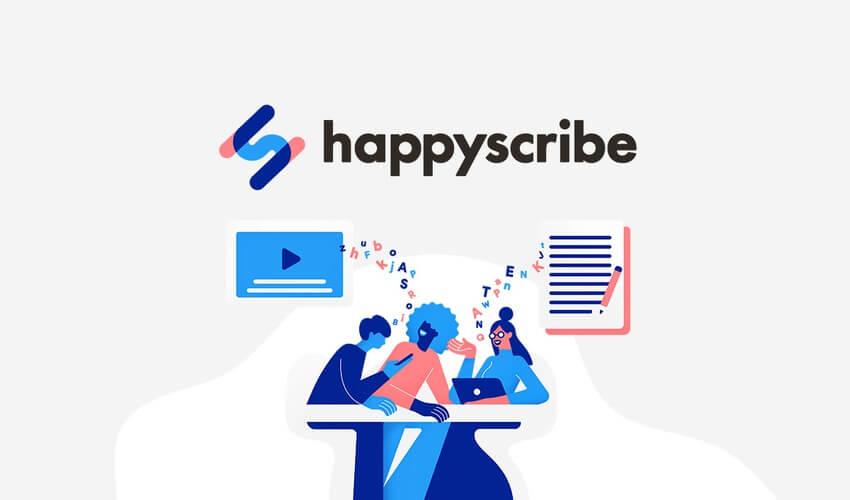 happyscribe appsumo deal