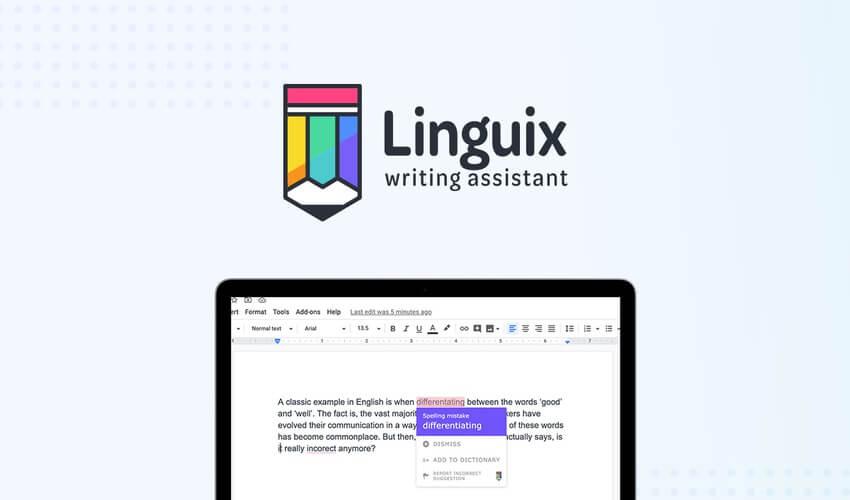 linguix appsumo deal