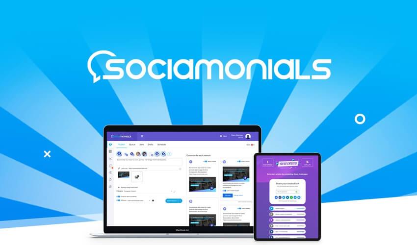 sociamonial appsumo deal