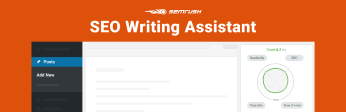 semrush seo writing assistant wordpress plugin