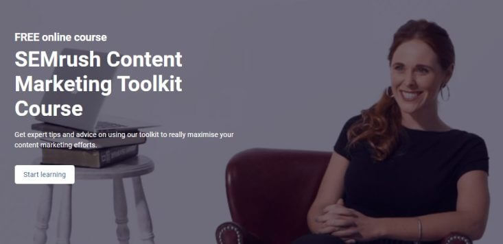 SEMrush-Content-Marketing-Toolkit-official-Course