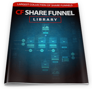 one funnel away bonus click funnels share funnel library
