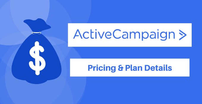 activecampaign pricing and plans