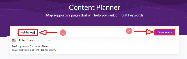 surfer seo content planner overview