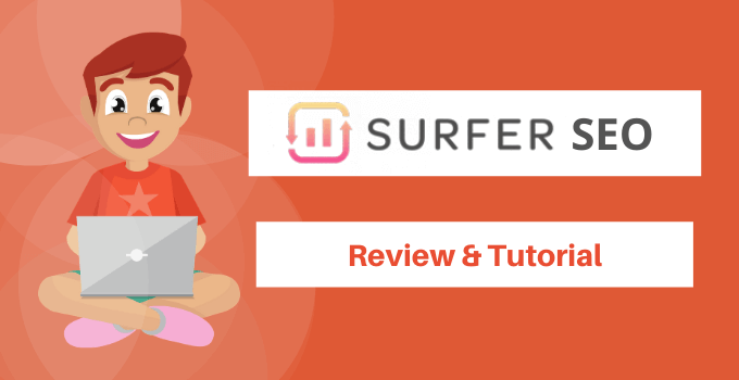 surfer seo review and tutorial