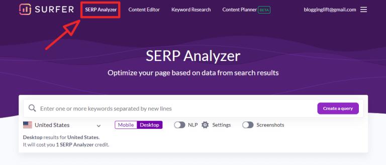 surfer-seo-serp-analyzer
