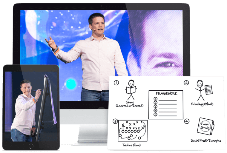 perfect webinar script bonus 2 the funnel framework training