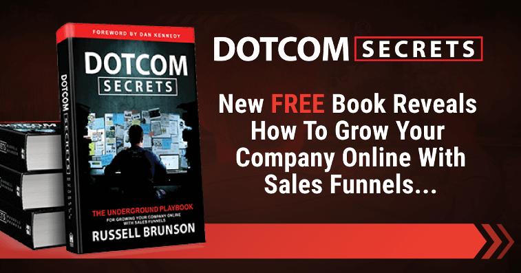 click funnel pricing dotcom secrets book