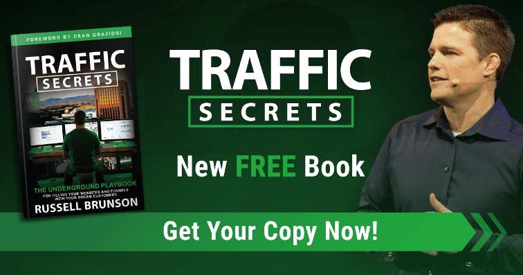 click funnels pricing traffic secrets book