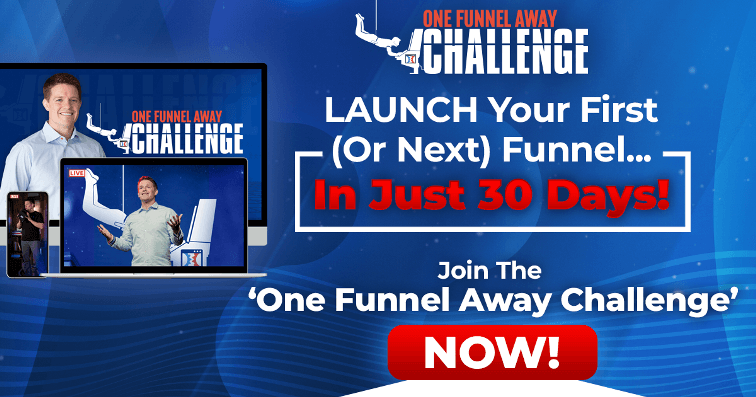 clickfunnels one funnel away challenge pricing