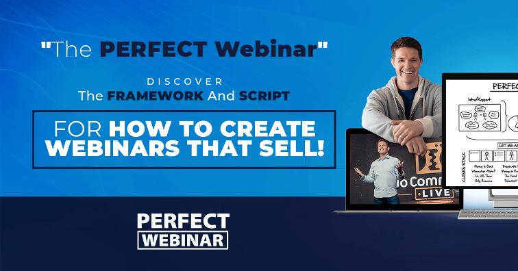 clickfunnels perfect webinar script pricing