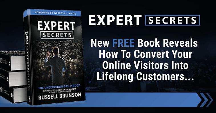 clickfunnels pricing plan details expert secrets book