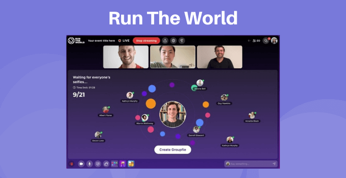 run the world lifetime deal appsumo
