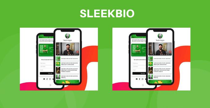 sleekbio lifetime deal appsumo