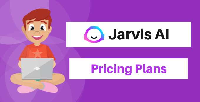 jarvis ai pricing plans cost