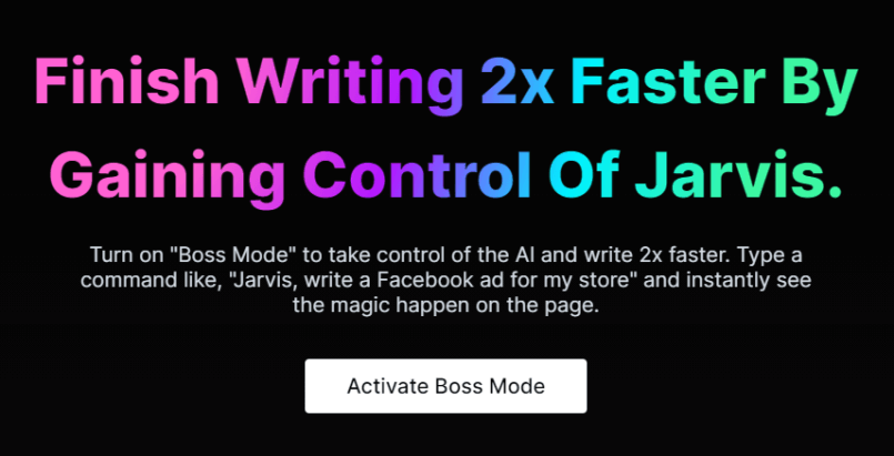 jarvis ai boss mode review