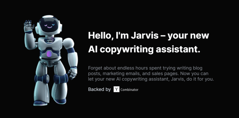 jarvis ai article writing software