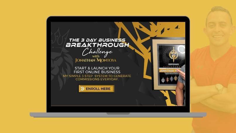 johnathan montoya freedom breakthrough 2 bonus 1